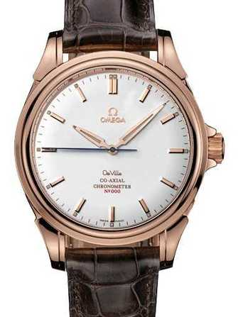 Omega DeVille Coaxial chronometer 4658.30.32 Watch - 4658.30.32-1.jpg - blink