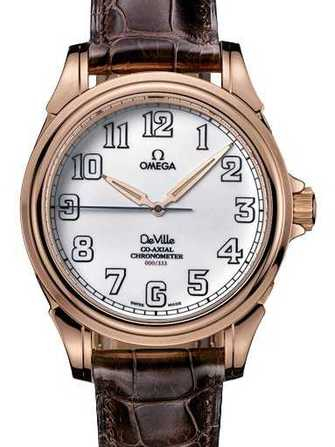Omega DeVille Coaxial chronometer 4660.20.32 Watch - 4660.20.32-1.jpg - blink