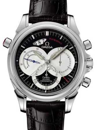 Omega DeVille Coaxial rattrapante 4847.50.31 Watch - 4847.50.31-1.jpg - blink