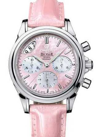 Omega DeVille Coaxial chronograph 4878.74.34 Watch - 4878.74.34-1.jpg - blink