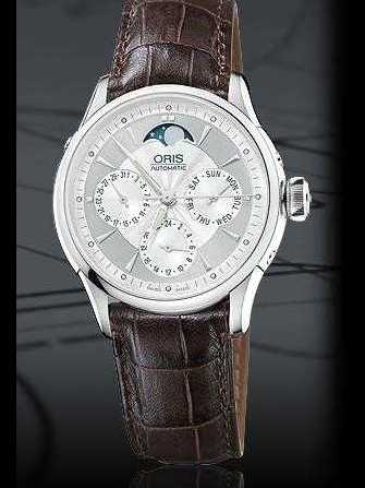 Montre Oris Artelier Complication 01 581 7606 4051-07 5 18 70FC - 01-581-7606-4051-07-5-18-70fc-2.jpg - blink