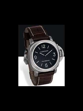 Panerai Luminor base PAM 176 Watch - pam-176-1.jpg - blink