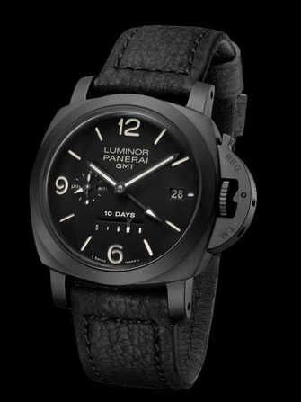 Panerai Luminor 1950 10 days GMT PAM 335 Watch - pam-335-2.jpg - blink