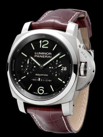 Panerai L'Astronomo Luminor 1950 Tourbillon Equation of Time PAM 365 Watch - pam-365-2.jpg - blink