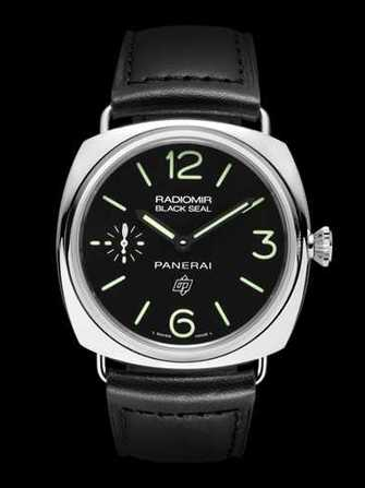 Panerai Radiomir Black Seal Logo PAM 380 Watch - pam-380-1.jpg - blink