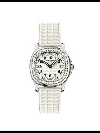 Patek Philippe Pure white small 4961A-011 腕時計 - 4961a-011-1.jpg - blink