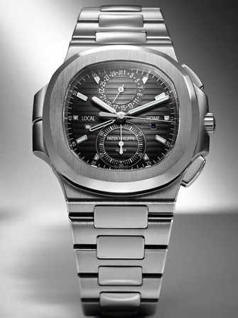 Patek Philippe Nautilus Travel Time Chronograph 5990/1A-001 Uhr - 5990-1a-001-1.jpg - blink