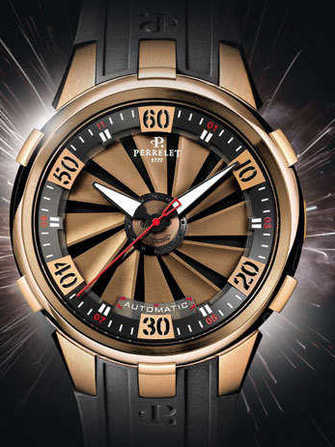 Perrelet Turbine XL Gold Turbine XL Gold Watch - turbine-xl-gold-1.jpg - blink