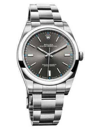 Rolex Oyster Perpetual 114300-grey Watch - 114300-grey-1.jpg - blink
