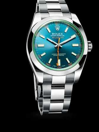 Rolex Milgauss 116400-BlZ Watch - 116400-blz-1.jpg - blink