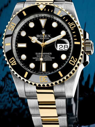 Rolex Submariner Date 116613LN Watch - 116613ln-2.jpg - blink