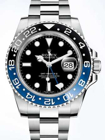 Rolex GMT2-C 116710BLNR Watch - 116710blnr-3.jpg - blink
