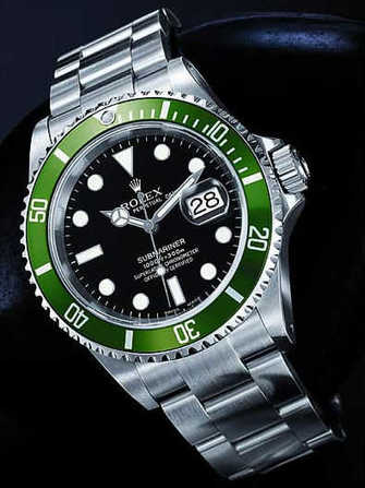 Rolex Submariner Date 16610LV Watch - 16610lv-1.jpg - blink