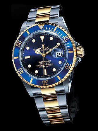 Rolex Submariner Date 16613 Watch - 16613-1.jpg - blink