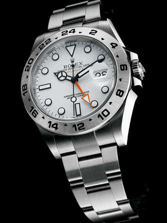 Rolex Explorer II 216570  white Watch - 216570-white-6.jpg - blink