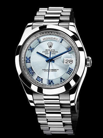 Rolex Day-Date II 218206b Watch - 218206b-1.jpg - blink