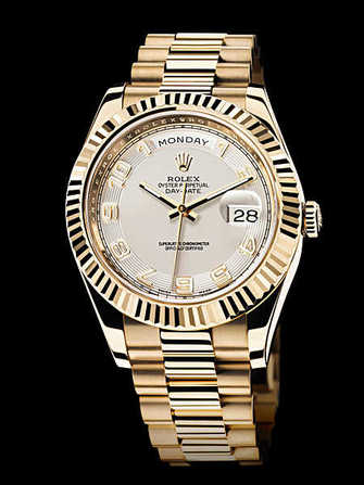 Rolex Day-Date II 218238-bl Watch - 218238-bl-1.jpg - blink