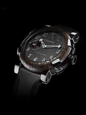 Montre Romain Jerome RUSTED STEEL T-OXY III STEEL EXTREME T.OXY3.11BB.00.BB - t.oxy3.11bb.00.bb-1.jpg - blink