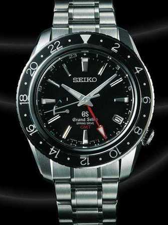 Seiko Grand Seiko GMT SBGE001 Watch - sbge001-2.jpg - blink