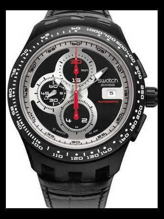 Swatch Chrono Automatique RIGHT TRACK SVGB400 Watch - svgb400-1.jpg - blink