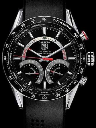 043bf3b3746 TAG Heuer CARRERA Calibre S Laptimer Chrono Watch - stainless steel ...