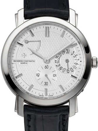 Vacheron Constantin Power reserve  date 83060/000G-9287 Watch - 83060-000g-9287-1.jpg - blink