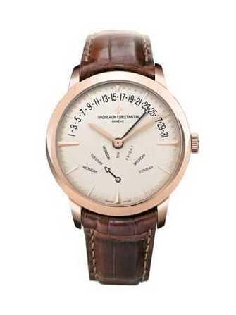 Vacheron Constantin Patrimony bi-retrograde day-date 86020/000R-9239 Watch - 86020-000r-9239-1.jpg - blink