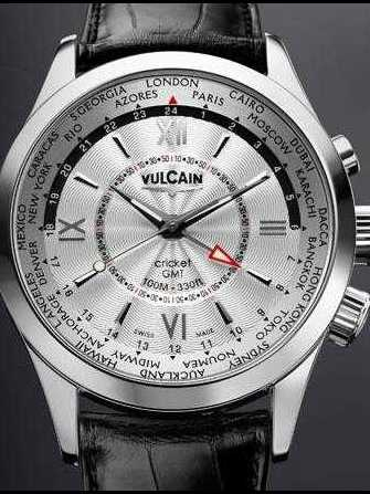 Vulcain Aviator GMT 100108.141LF Watch - 100108.141lf-1.jpg - blink