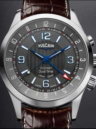 Vulcain Aviator Dual Time 100133.211LF Watch - 100133.211lf-1.jpg - blink