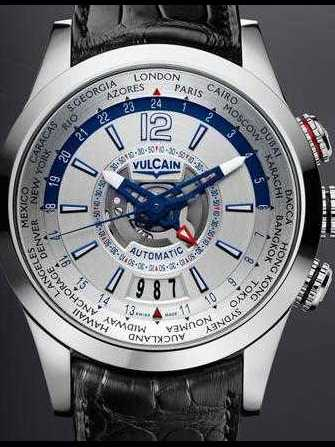 Vulcain Revolution GMT Automatic 210129.191LF Watch - 210129.191lf-1.jpg - blink