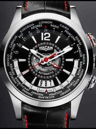 Vulcain Revolution GMT Automatic 210129.192LF Watch - 210129.192lf-1.jpg - blink
