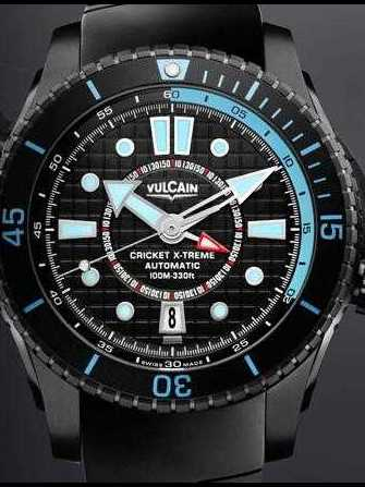 Vulcain Cricket X-TREME Automatic 211931.202BRF Watch - 211931.202brf-1.jpg - blink