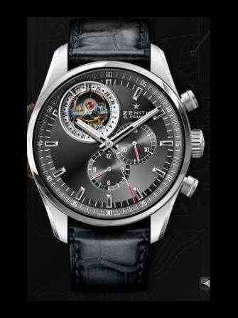 Zenith Tourbillon 03.2050.4035/21.C630 Watch - 03.2050.4035-21.c630-1.jpg - blink