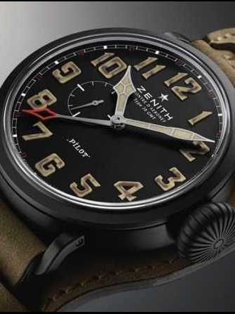 Zenith Type 20 GMT 1903 96.2431.693/ 21.C740 Watch - 96.2431.693-21.c740-1.jpg - blink