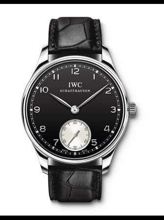 Montre IWC Portugaise Remontage Manuel IW545404 - iw545404-1.jpg - grogro