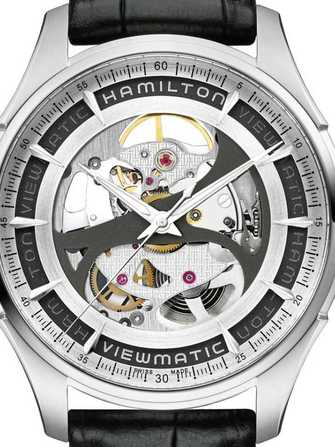 Hamilton Jazzmaster Viewmatic Skeleton H42555751 Watch - h42555751-1.jpg - hsgandalf