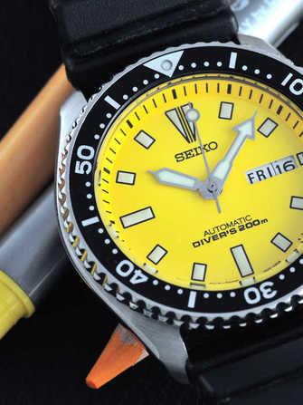 Seiko Scuba Diver's 200 Happy Face Watch