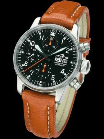 Fortis FLIEGER AUTOMATIC CHRONOGRAPH 597.11.11 Watch - 597.11.11-1.jpg - lorenzaccio