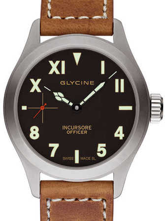 Glycine Incursore 44mm Officer 3762.195L-LB7 Watch - 3762.195l-lb7-1.jpg - lorenzaccio