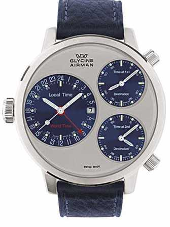 Glycine Airman 7 Crosswise 3841.181-LB8 Watch - 3841.181-lb8-1.jpg - lorenzaccio