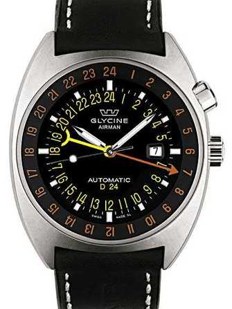 Glycine Airman Double 24 3852.19-LB9 Watch - 3852.19-lb9-1.jpg - lorenzaccio