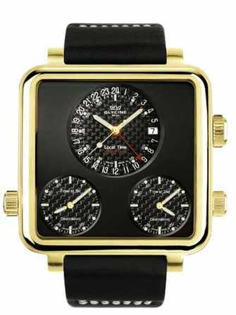 Glycine Airman 7 Plaza Mayor Gold 3870 Watch - 3870-1.jpg - lorenzaccio