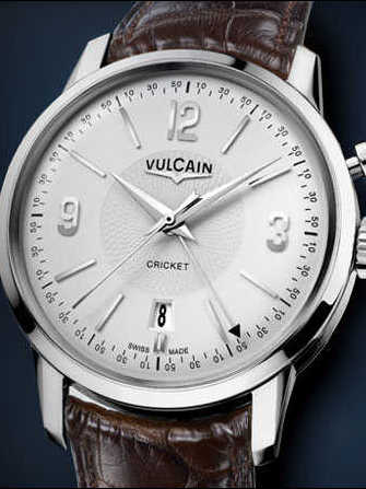 Vulcain 50s Presidents' Watch Steel 110151.281LF Watch - 110151.281lf-1.jpg - lorenzaccio