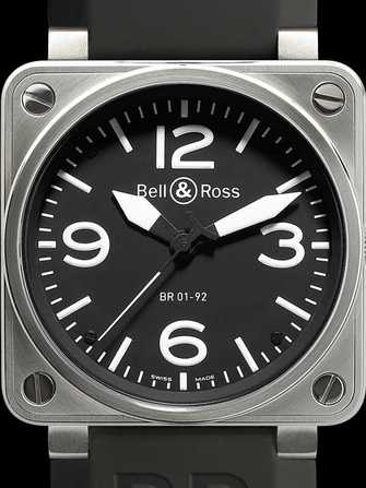Bell & Ross Aviation BR 01-92 Steel Watch - br-01-92-steel-1.jpg - mier