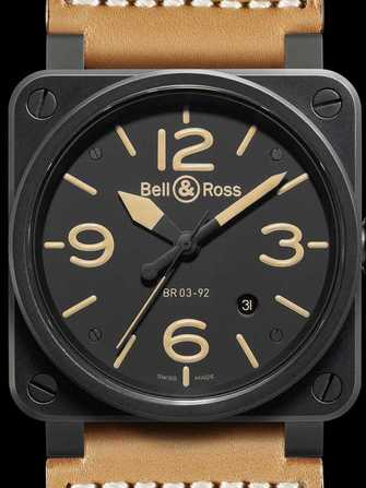 Bell & Ross Aviation BR 03-92 Heritage Watch - br-03-92-heritage-1.jpg - mier