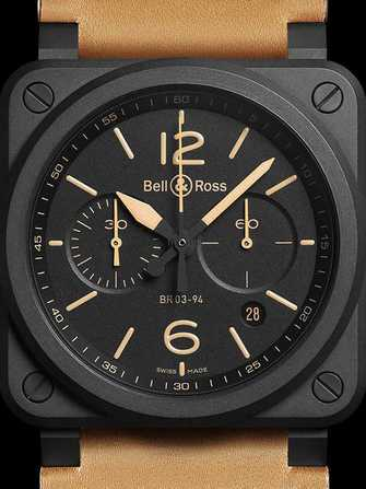 Bell & Ross Aviation BR 03-94 Heritage Ceramic Watch - br-03-94-heritage-ceramic-1.jpg - mier