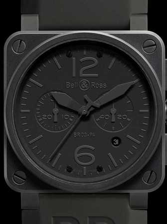 Bell & Ross Aviation BR 03-94 Phantom Watch - br-03-94-phantom-1.jpg - mier