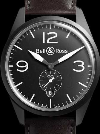 Bell & Ross Vintage BR 123 Original Carbon Watch - br-123-original-carbon-1.jpg - mier