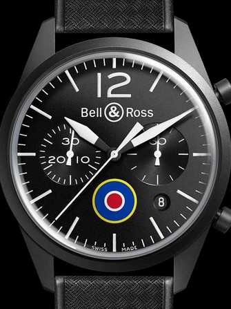 Bell & Ross Vintage BR 126 Insignia UK Watch - br-126-insignia-uk-1.jpg - mier