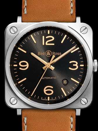 Bell & Ross Aviation BR S Golden Heritage Watch - br-s-golden-heritage-1.jpg - mier